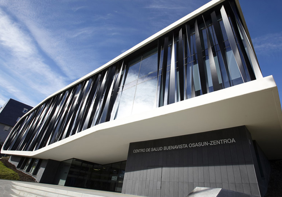 Centro de salud Buenavista (Portugalete)