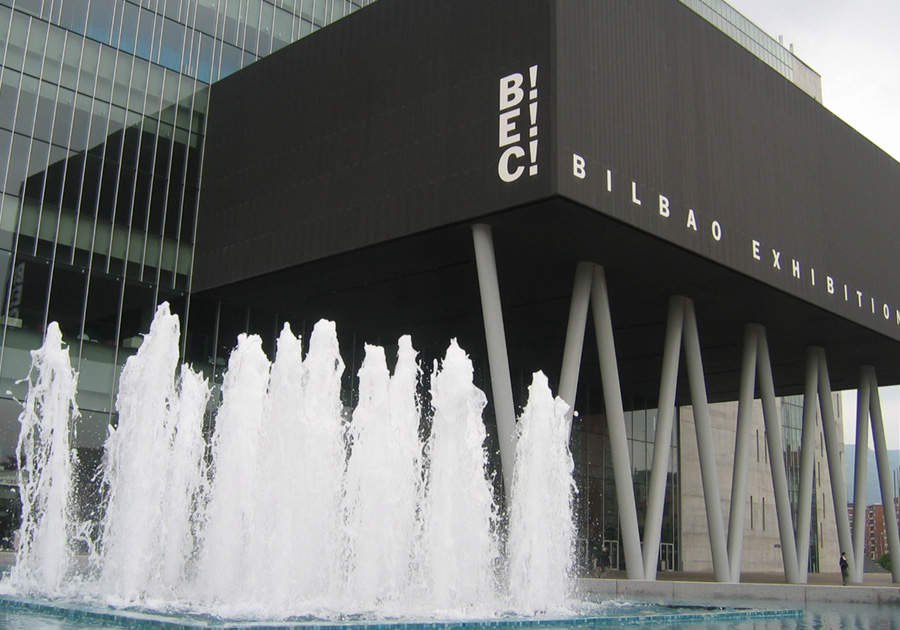 Bilbao Exibition Center (Barakaldo)